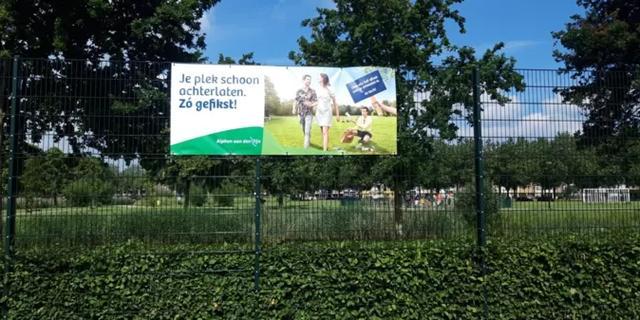 In Europapark is het te vaak een bende: Alphen begint campagne