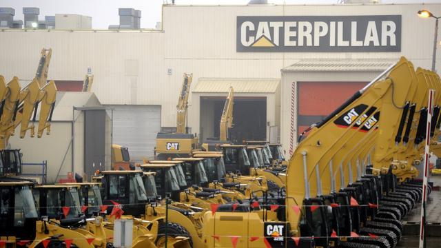 Tweeduizend werknemers Waalse fabriek Caterpillar verliezen baan