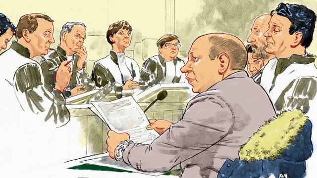 Politiemol Mark M. in hoger beroep tegen celstraf