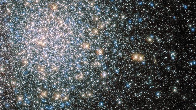 Stelsel met vijf sterren ontdekt
