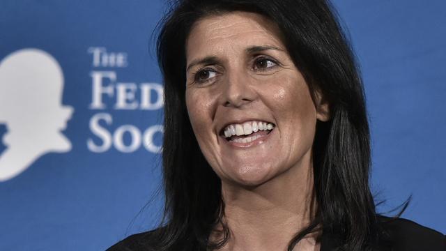 Nieuwe VN-ambassadeur VS roept bondgenoten op land te blijven steunen
