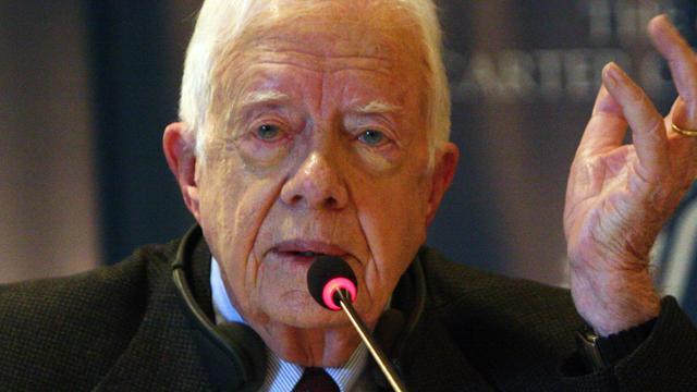 Ex-president Jimmy Carter heeft uitzaaiingen in hersenen