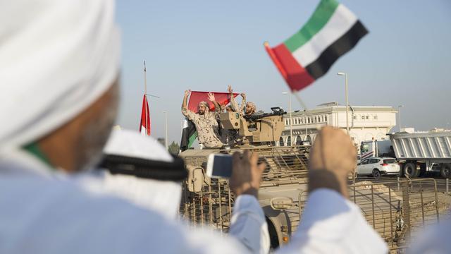 Arabische Emiraten ook bereid grondtroepen naar Syrië te sturen