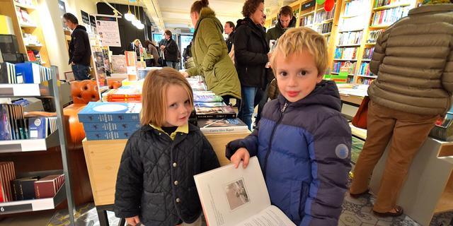 Boer Boris-dag in Goes tijdens Kinderboekenweek