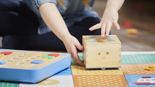 Houten Speelgoed Moet Kinderen Leren Programmeren Nu Het Laatste
