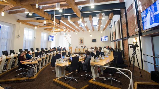 'GroenLinks, D66 en ChristenUnie willen college vormen in Utrecht'