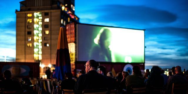 Hier kijk je deze zomer films in de buitenlucht