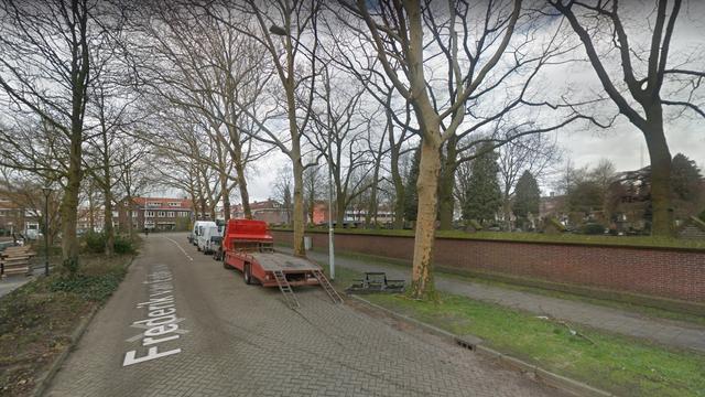 Man aangehouden voor brandstichting in caravan Frederik van Eedenplein