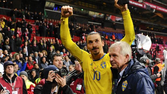 'Oude' Ibrahimovic slaat terug naar criticasters na EK-plaatsing