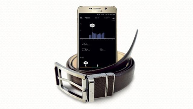 Samsung werkt aan slimme broekriem en vingeroordopje