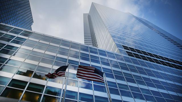 Miljoenenboete Goldman Sachs om illegaal gebruik informatie