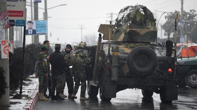 Zeker elf doden bij IS-aanval op militaire post in Afghanistan