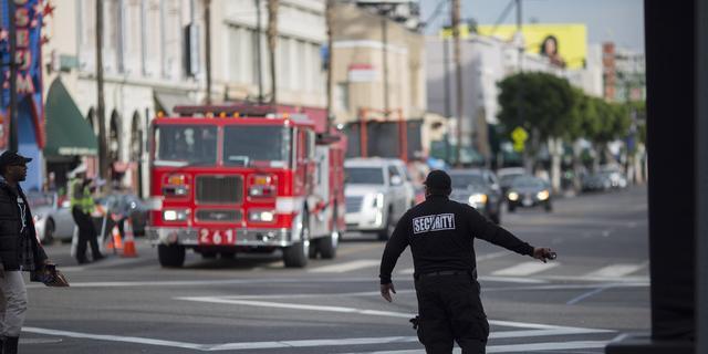 Bijna honderdduizend mensen zonder stroom in Los Angeles door brand