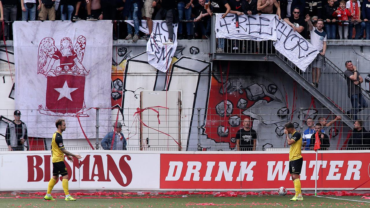 Mvv Records Narrow Victory At Home At Roda In Derby Marred By Riots Teller Report