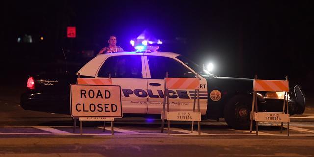 Twee agenten gedood bij schietpartij in Amerikaanse stad Palm Springs