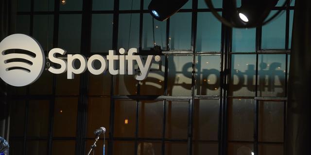Spotify kort lastig te bereiken door storing
