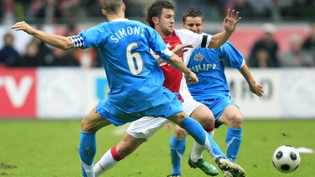Zes memorabele edities van Ajax-PSV