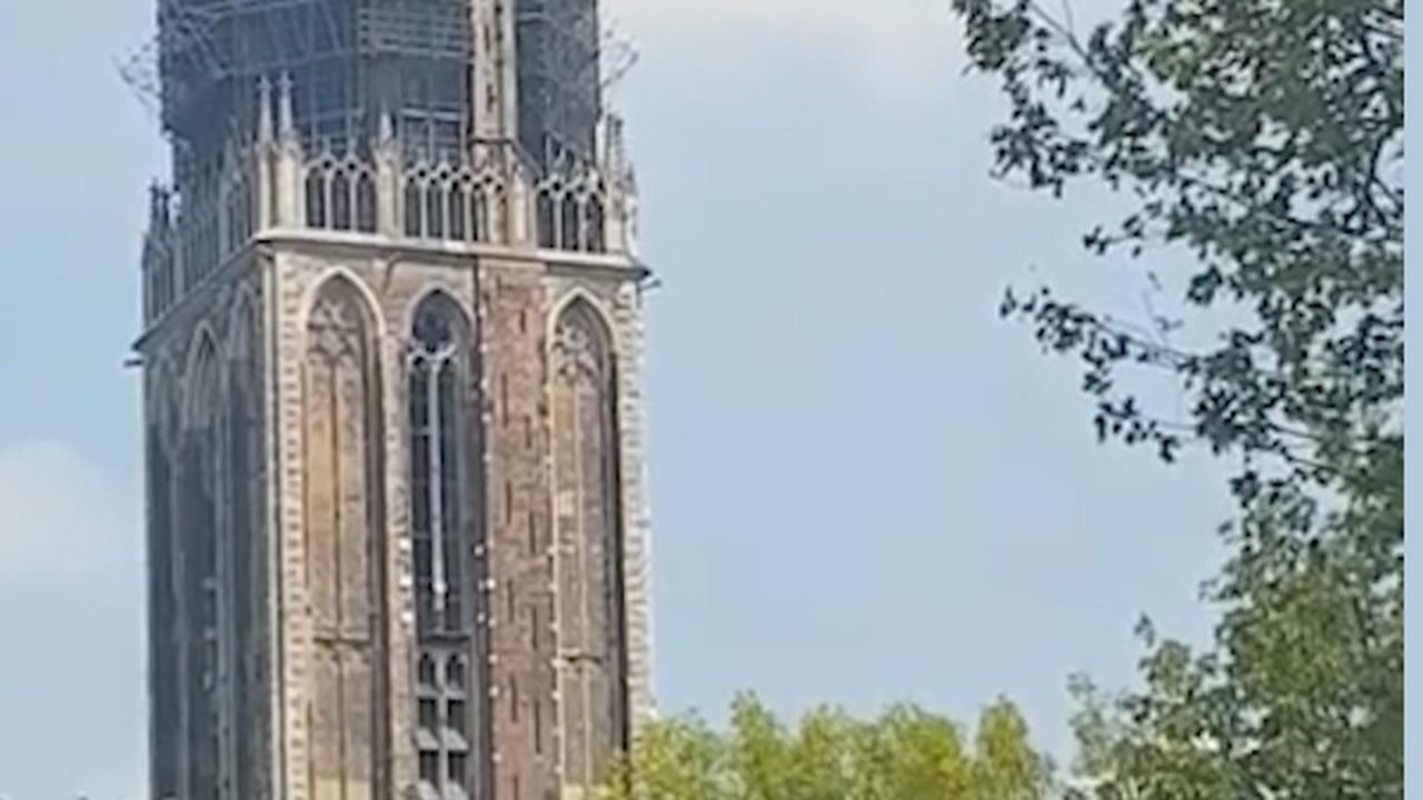 'Arcade' nagespeeld door Utrechtse Domtoren