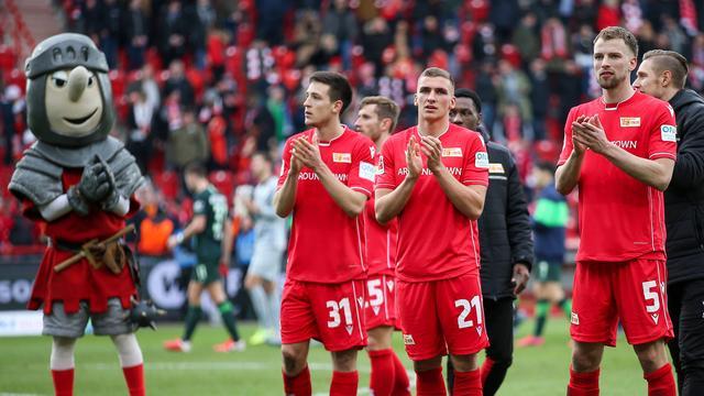 Spelers Union Berlin zien voorlopig af van salaris door coronacrisis