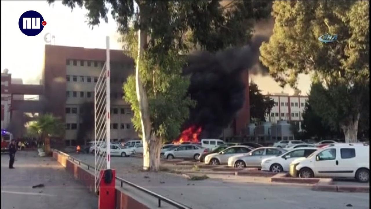 Twee doden bij aanslag in Turkse stad Adana