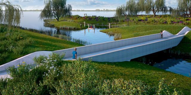 Groningen krijgt groot kunstpark