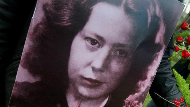 Haarlem herdenkt verzetsheldin Hannie Schaft
