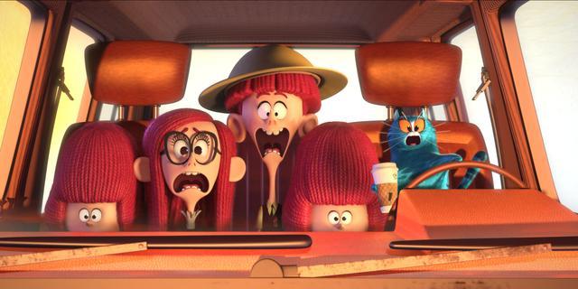 Tjitske Reidinga in stemmencast Netflix-animatiefilm The Willoughbys