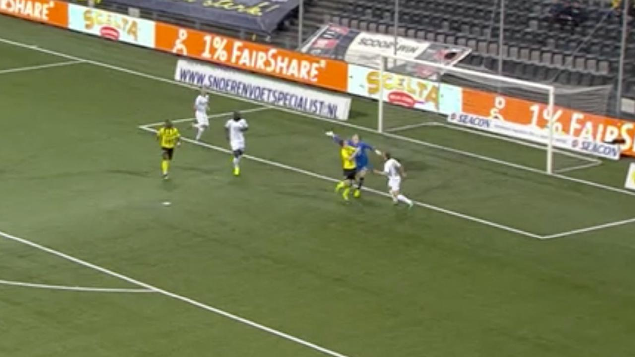 Samenvatting VVV Venlo-NAC Breda (0-4)