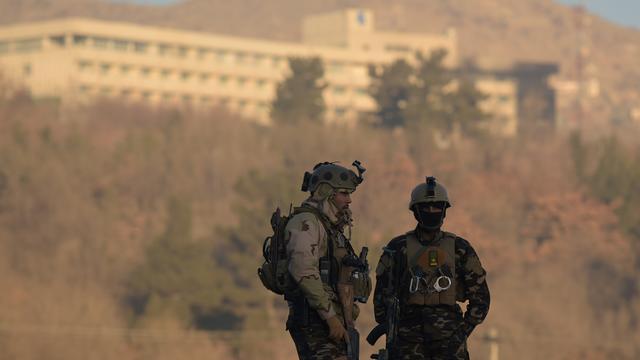 Nachtelijke belegering hotel Kabul na dodelijke aanslag beëindigd