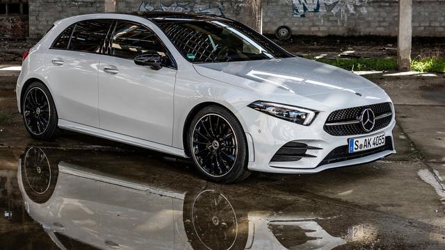 Mercedes, Lexus en Hyundai bouwen veiligste auto's