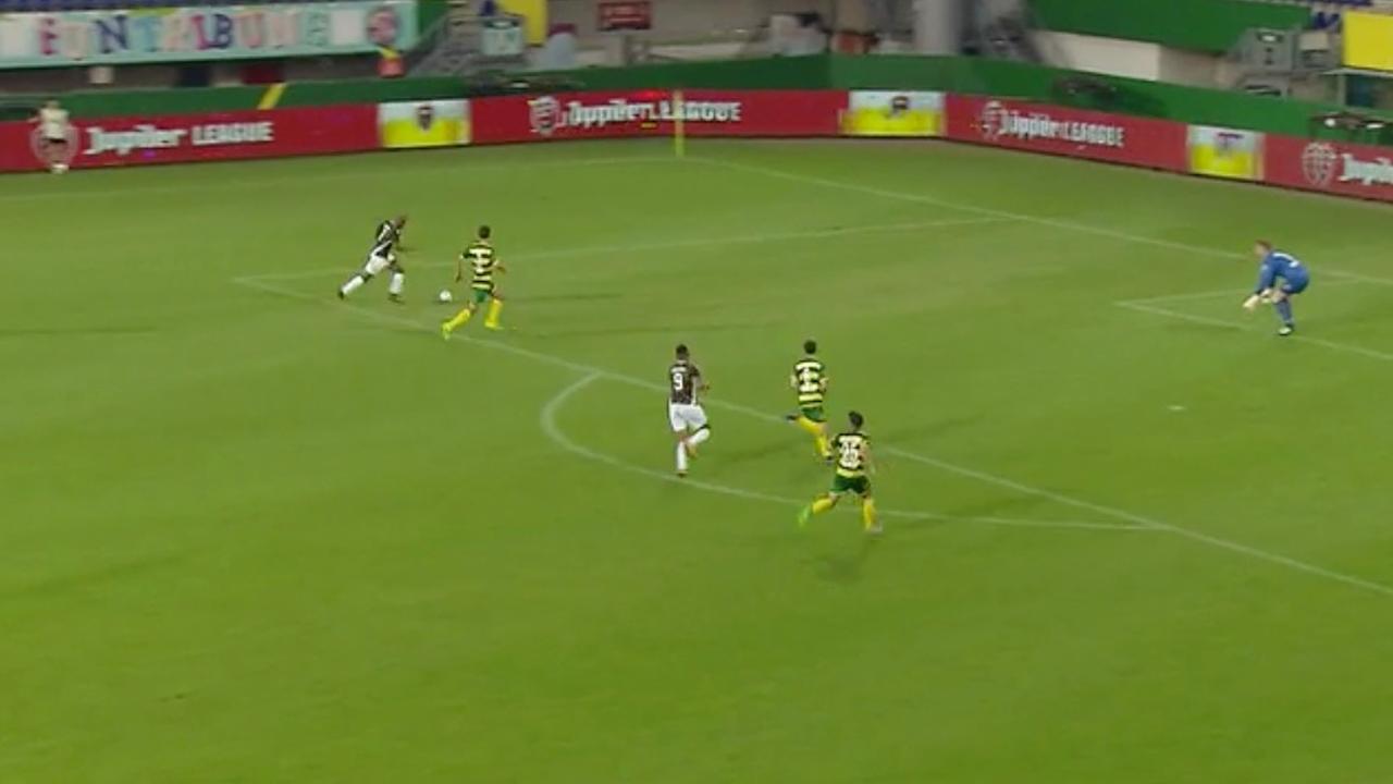 Samenvatting Fortuna Sittard - FC Dordrecht