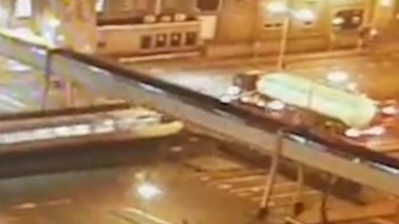 Nieuw beeld toont botsing trein en vrachtwagen Leeuwarden