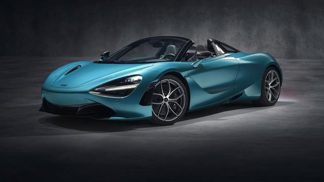 McLaren levert fors meer sportwagens af