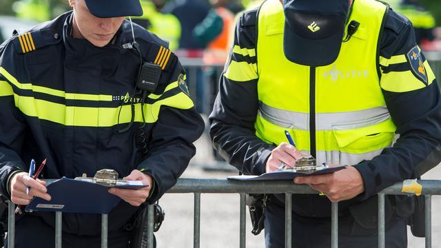 Politie gaat systeem voor innen boetes platleggen