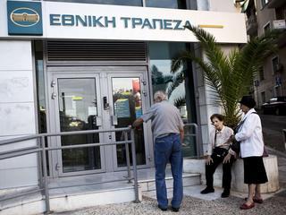 Maximum bedrag dat rekeninghouders kunnen opnemen blijft 60 euro per dag