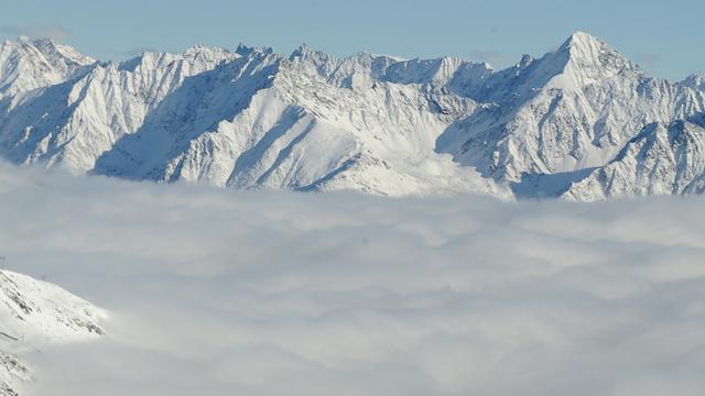 Lichamen verdwenen Zwitsers paar na 75 jaar bevroren gevonden