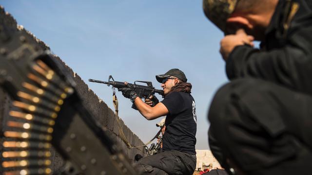 'Islamitische Staat ten westen van Mosul omsingeld'