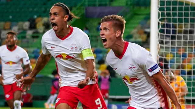 RB Leipzig stoot Atlético uit Champions League en treft PSG in halve finales