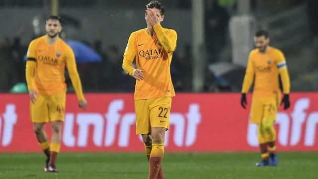 Di Francesco en directeur Monchi door het stof na bekerblamage AS Roma