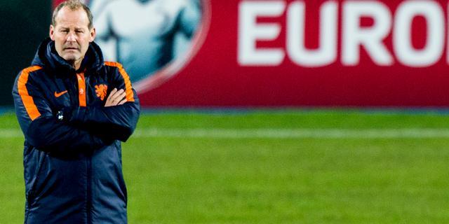 Oranje start met Brenet en Ramselaar tegen Luxemburg