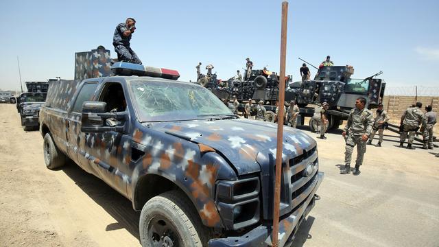 Irak start operatie om stad Fallujah te heroveren op Islamitische Staat