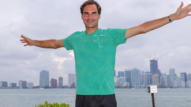 'Heroveren nummer één-positie heeft geen prioriteit voor Federer'