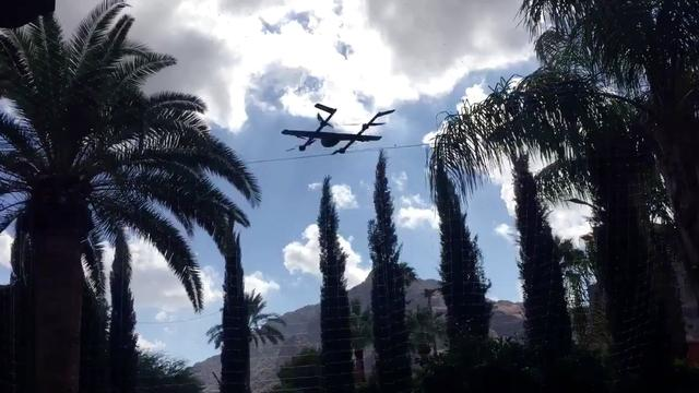 'Droneproject Google loopt vertraging op'