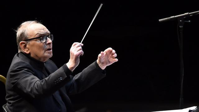 Componist Ennio Morricone geëerd tijdens filmmaand KINO Rotterdam