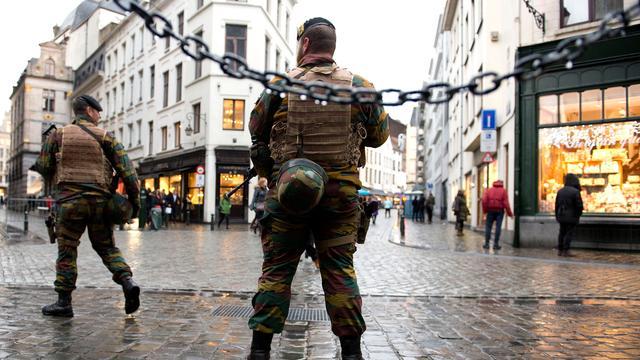 Brussel gelast activiteiten oud en nieuw af om terreurdreiging
