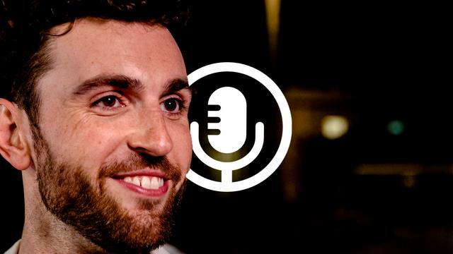 'Internationale pers gaat los op Songfestival-hit Duncan Laurence'