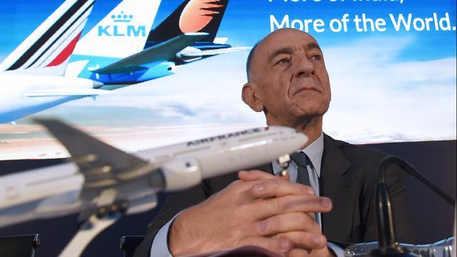 'Vertrouwen keert langzaam terug bij Air France-KLM'