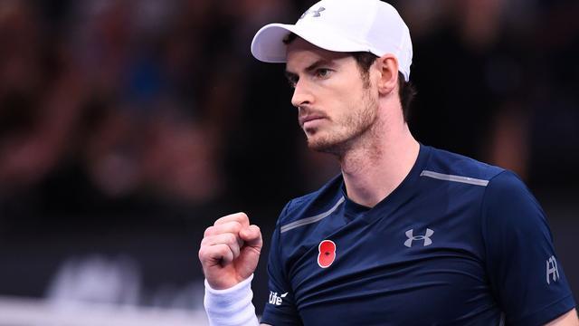 Murray trots op veroveren van leidende positie op wereldranglijst