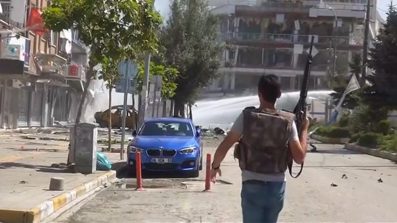 Gewonden door autobom in Turkse stad Van