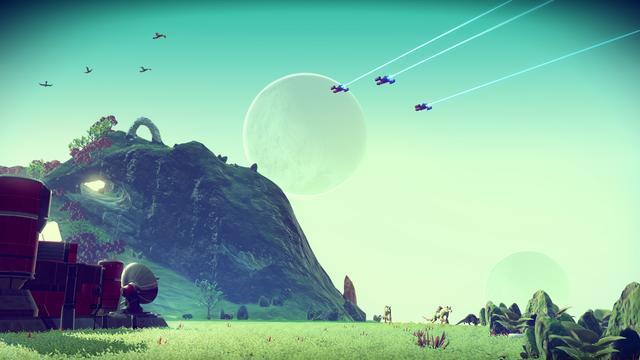 Spel met 18 triljoen planeten houdt gamers in zijn greep